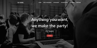 dj sven events